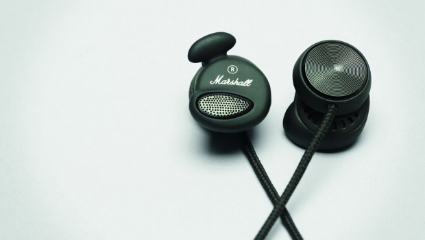 Marshall Minor Black