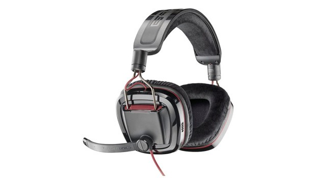 Gamer Headset Test - Plantronics GameCom 780 Test